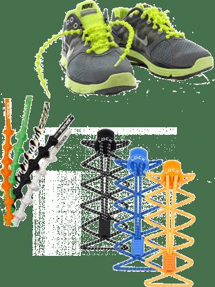 home lacets triathlon elastiques