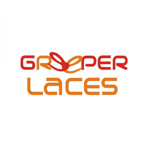 lacets de triatlon greeper logo