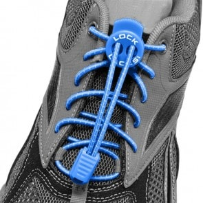 lacets lock bleu lacets de triathlon
