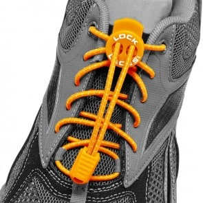lacets lock orange lacets de triathlon